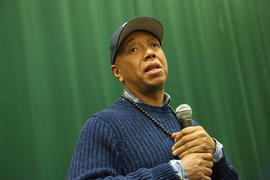 Woman in Los Angeles alleges Russell Simmons raped her in 2016
